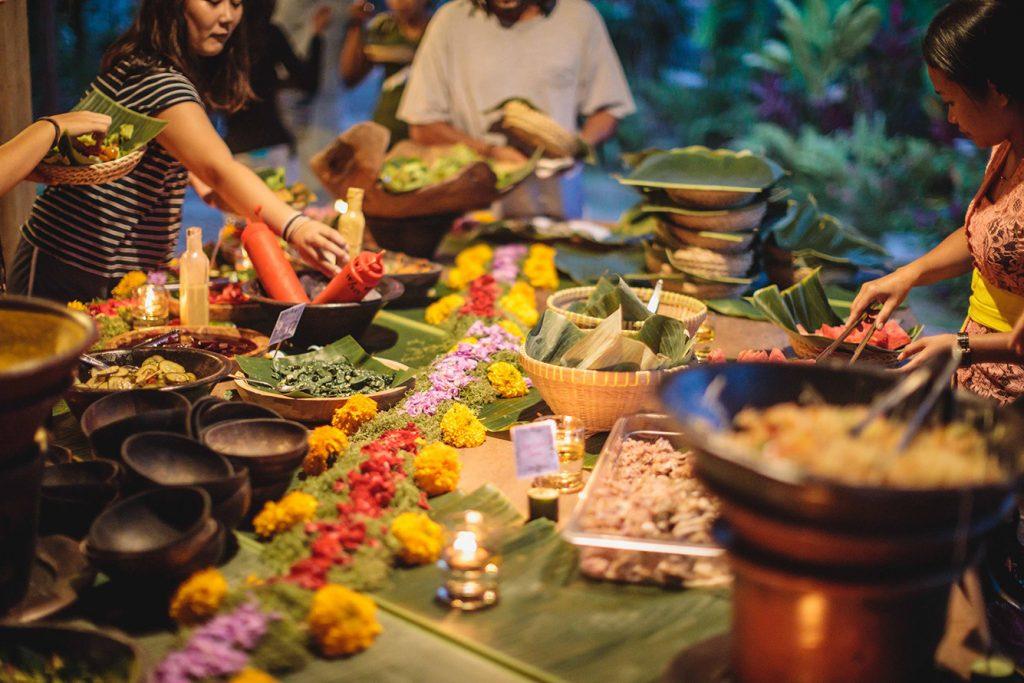 Ladang Kafe at Yogi's Garden